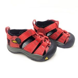 Keen   Red Baby Sandals